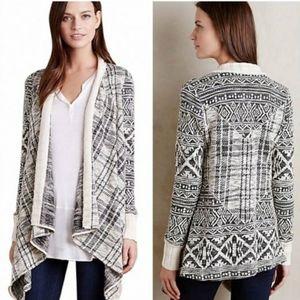 Tiny women's small Motif Mazarine Jacquard sweater